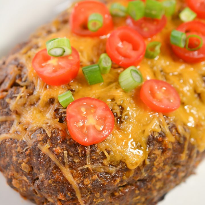 Tex-Mex Style Meatloaf