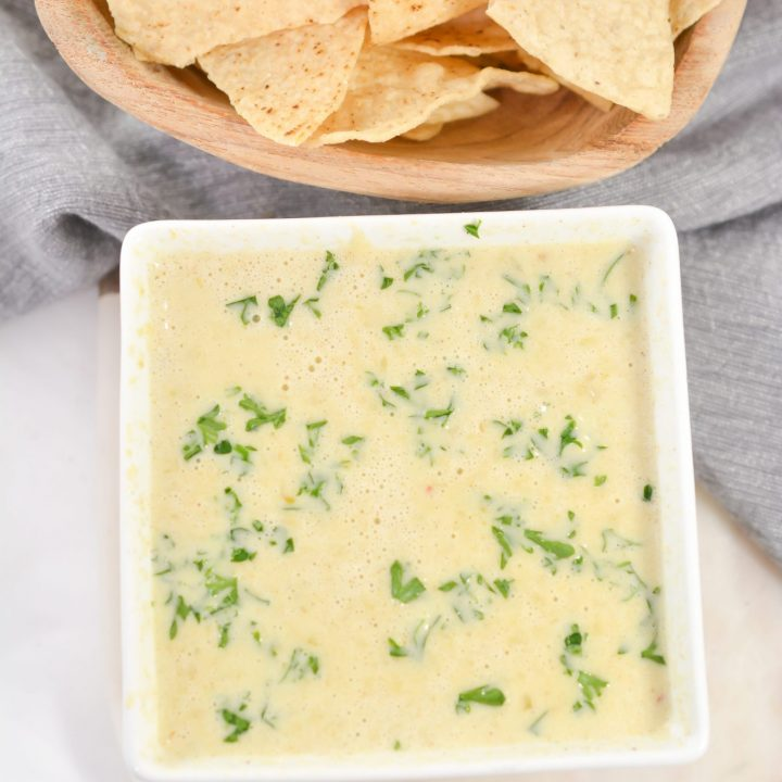 Mexican White Cheese Dip/Sauce