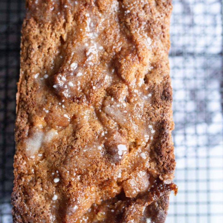 Dutch Apple Bread